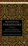 Medieval Paradigms Vol. 1 : Essays in Honor of Jeremy Duquesnay Adams, Adams, Jeremy DuQuesnay, 1403969167