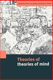 Theories of Theories of Mind, , 0521559162