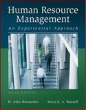 Human Resource Management, Bernardin, 0078029163