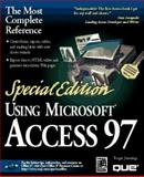 Special Edition Using Access 97 9780789709165