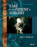 Alexander's Care of the Patient in Surgery 9780323069168