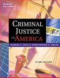 Criminal Justice in America 9780534559168
