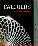 Calculus Combo (Cloth), Early Transcendentals and Webassign Standard Access Code 9781429209168