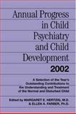 Annual Progress in Child Psychiatry and Child Development 2002, , 0415949173