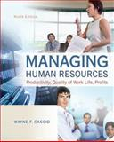 Managing Human Resources, Cascio, 0078029171