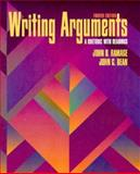 Writing Arguments 4th Edition