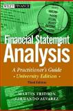 Financial Statement Analysis : A Practitioner's Guide, Fridson, Martin S. and Alvarez, Fernando, 0471409170