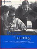 Partners in Learning : From Conflict to Collaboration in Secondary Classrooms, Miller Lieber, Carol, 0942349172