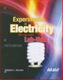 Lab Manual Experiments in Electricity for Use with Lab-Volt, Herman, Stephen, 1111539170