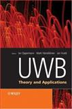 Uwb : Theory and Applications, Oppermann, Ian, 0470869178