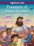 Treasury of Bible Stories, Kelly Pulley, 0781409179
