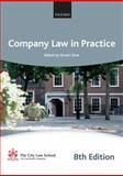 Company Law in Practice, Foster, Steve and City Law School Staff, 0199579180