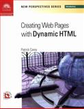 New Perspectives on Dynamic HTML - Introductory, Carey, Patrick, 0619019182