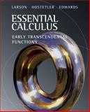 Essential Calculus : Early Transcendental Functions, Larson, Ron and Hostetler, Robert P., 0618879188