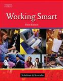 Working Smart, Kowadlo, Bonnie F. and Schulman, Madelyn L., 0538439181