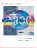 Advanced Microsoft Office 2000, Hutchinson-Clifford, Sarah and Coulthard, Glen, 0072419180