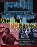 World Politics in a New Era, Spiegel, Steven L. and Taw, Jennifer M., 0155059181