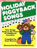 Holiday Piggyback Songs, , 0911019189