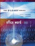 Word 2003, O'Leary, Linda I. and O'Leary, Timothy J., 0072939184