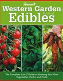 Western Garden Book of Edibles, Sunset Books Staff, 0376039183
