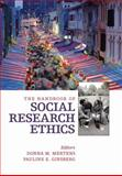 The Handbook of Social Research Ethics, Mertens, Donna M. and Ginsberg, Pauline E., 1412949181