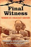 Final Witness, Zoltan Zinn-Collis and Alicia McAuley, 1905379188