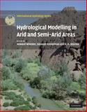 Hydrological Modelling in Arid and Semi-Arid Areas, , 0521869188