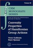 Convexity Properties of Hamiltonian Group Actions, Guillemin, V. and Sjamaar, Reyer, 0821839187