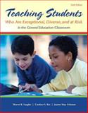 Teaching Students Who Are Exceptional, Diverse, and at Risk in the General Education Classroom with Enhanced Pearson EText, Loose-Leaf Version with Video Analysis Tool -- Access Card Package 9th Edition