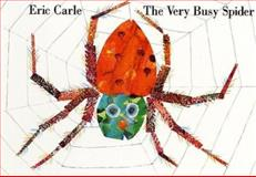 The Very Busy Spider, Eric Carle, 0399229191