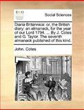 Diaria Britannic, John. Cotes, 1140949195
