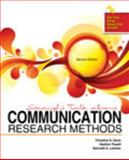 Straight Talk about Communication Research Methods 9781465209191