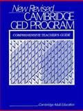 Cambridge GED Program : Comprehensive Teacher's Guide, Cambridge Adult Education Staff, 013388919X