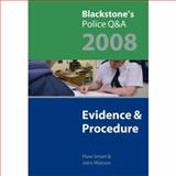 Evidence and Procedure 2008, Smart, Huw, 0199229198