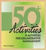 51 Activities for Collaborative Management 9780874259193