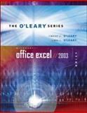 Microsoft Excel 2003 Brief with Student Data File CD, O'Leary, Linda I. and O'Leary, Timothy J., 0072939192