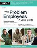 Dealing with Problem Employees, Amy DelPo and Lisa Guerin, 141331919X