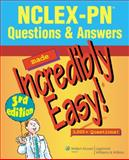 NCLEX-PN Questions and Answers, Springhouse, 0781799198