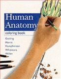 Human Anatomy Coloring Book, Gosling, John A. and Harris, Philip F., 0723429197