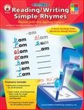 Reading/Writing Simple Rhymes, Dorothy P. Hall and Patricia M. Cunningham, 0887249191