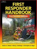 First Responder Handbook, Walter, Andrea and Edgar, Christopher, 0766839192