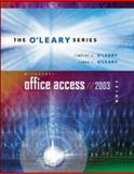 Microsoft Access 2003, O'Leary, Linda I. and O'Leary, Timothy J., 0072939206