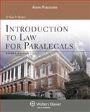 Introduction to Law for Paralegals, Second Edition, Bevans, Neal R., 0735569207
