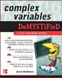 Complex Variables Demystified, McMahon, David, 007154920X