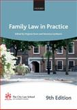 Family Law in Practice, Foster, Steve and City Law School Staff, 0199579202