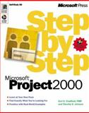 Microsoft Project 2000 Step by Step, Chatfield, Carl S. and Johnson, Tim, 0735609209