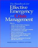 The Handbook for Effective Emergency and Crisis Management 9780967749204