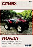 Honda Trx500f Rubicon, 2001-2004, Michael Morlan and Clymer Publications Staff, 0892879203