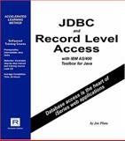 JDBC and Record Level Access with IBM AS/400 Toolbox for Java, Pluta, Joe, 0976269201
