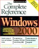 Windows 2000 : The Complete Reference, Ivens, Kathy and Gardinier, Kenton, 0072119209